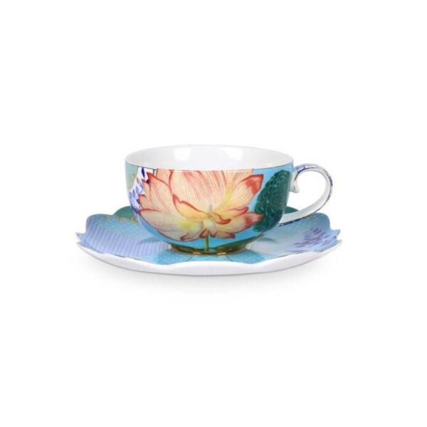 Φλιτζάνι Τσαγιού Πορσελάνης Pip Studio Royal Flowers 225ml