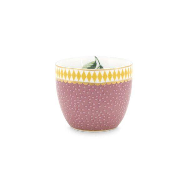 Αυγοθήκη Πορσελάνης Pip Studio La Majorelle Pink 4cm