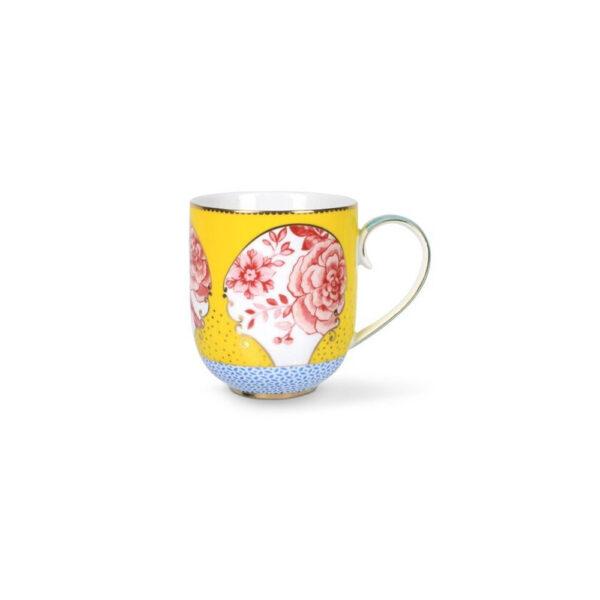 Mug Large Royal Yellow 325ml