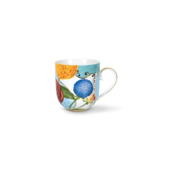 Mug Small Royal Flowers 260ml Pip Studio