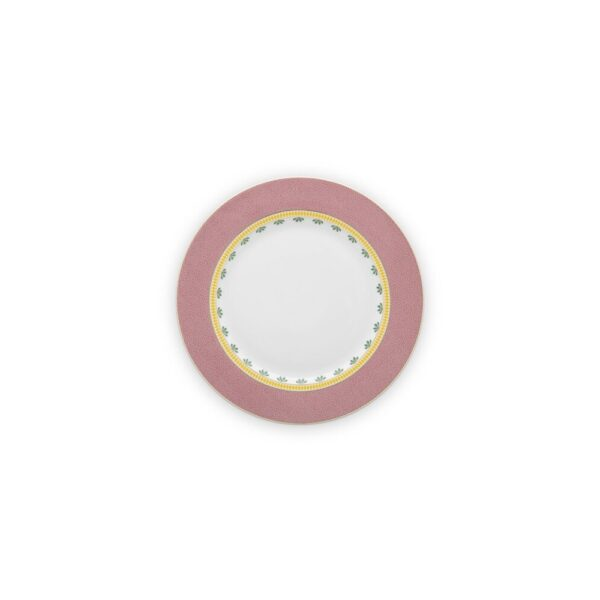 Πιάτο Φαγητού Πορσελάνης Pip Studio La Majorelle Pink 26,5cm