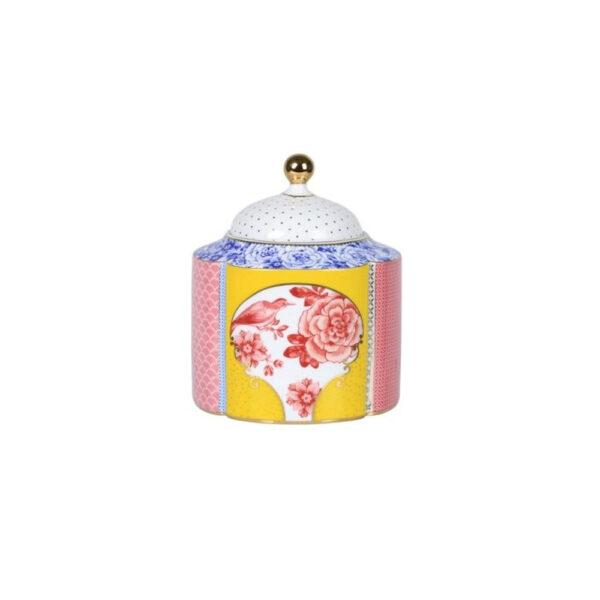 Βάζο Αποθήκευσης Πορσελάνης Μικρό Pip Studio Royal 1.75ltr