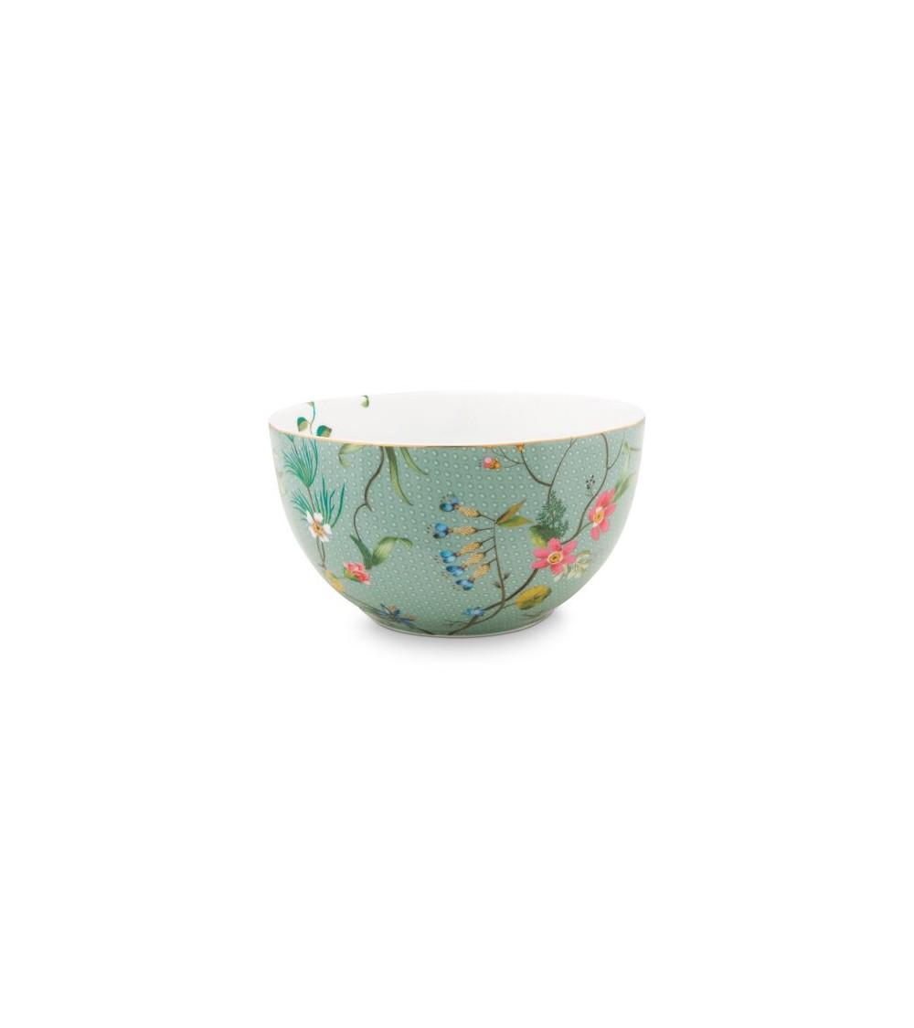 Μπολάκι Πορσελάνης Pip Studio Jolie Flowers Blue 12cm