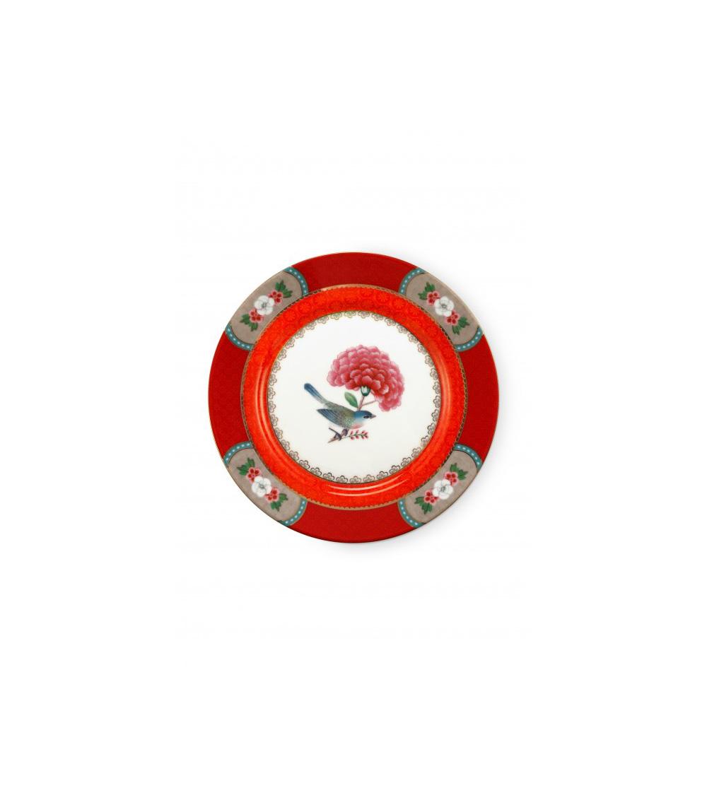Πιάτο Γλυκού Πορσελάνης Pip Studio Blushing Birds 17cm