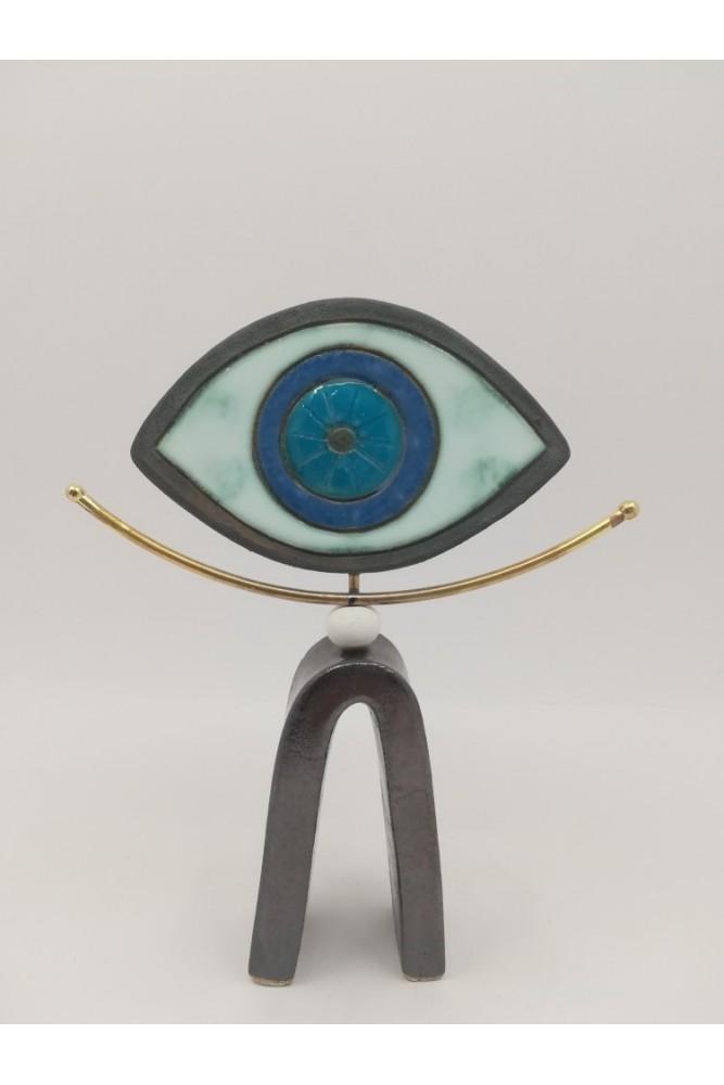 Μάτι σε βάση