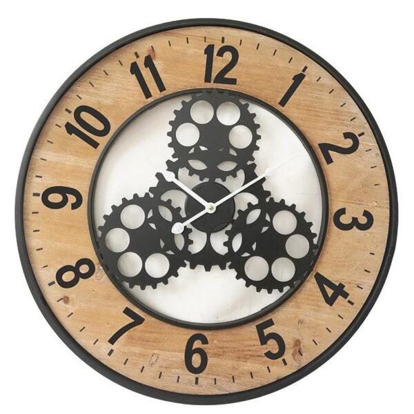 Ρολόι τοίχου Σίδερο-Birch