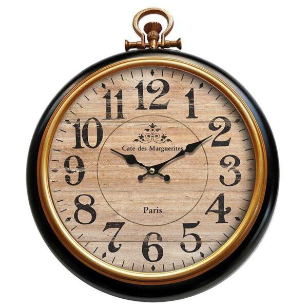 Ρολόι τοίχου Σίδερο-Birch 42x52